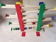 Kugelbahn mit Xylophon Glockenspiel