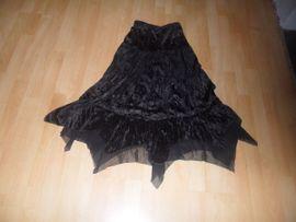 Festliche Abendbekleidung, Damen und Herren - Toller Abendrock mit Pailetten Gr