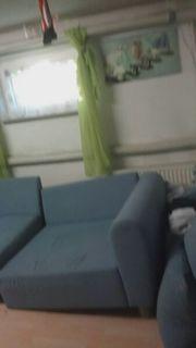verkaufe hier mein sofa