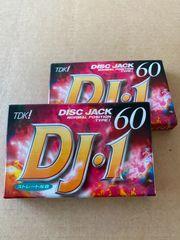 TDK DJ-1 60 Kassetten 2