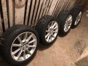 4x BMW Felgensatz V-Speiche 281