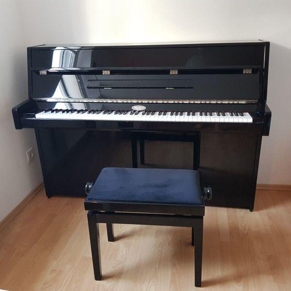 Klavier Kemble 109 Schwarz