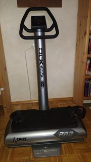 DKN Vibrationsplatte XG 10 0