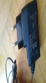 Mini USB Ladekabel mit Netzstecker