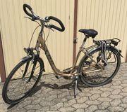 Alu-Fahrrad 28 Zoll mit 7-Gang-Nabenschaltung