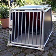 Neuwertige Hundetransportbox zu verkaufen