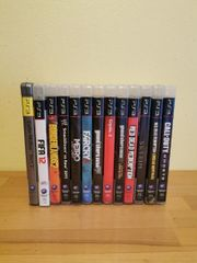 PS3 Playstation 3 Spiele