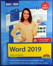Word 2019 Bild für Bild