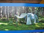 Zelt für 4 Pers Meru
