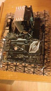 Intel Core i5-6600k Asus Z170