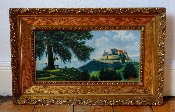 Top Gemälde Burg Veste Coburg
