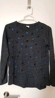 Langarmshirt von Zara für Jugendliche