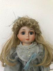 Chili -Loving Doll Sammler Puppe