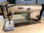 Pfaff 487 Nähmaschine Industrienähmaschine Obertransport