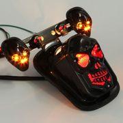 Motorrad LED Blinker Rückleuchte