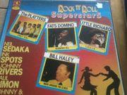 LPs Rock n Roll Superstars