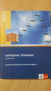 Lambacher Schweitzer Analytische Geometrie mit
