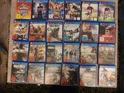 PS 4 Spielesammlung