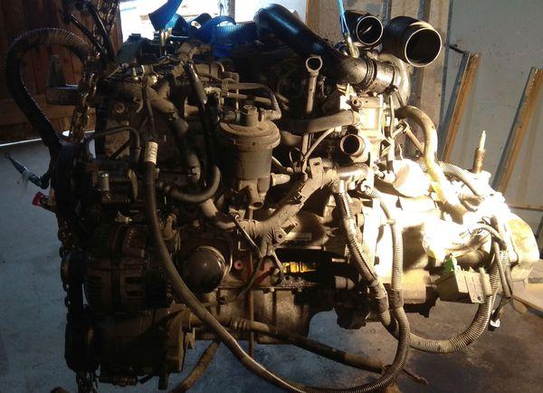 Motor Peugeot 406 2 0