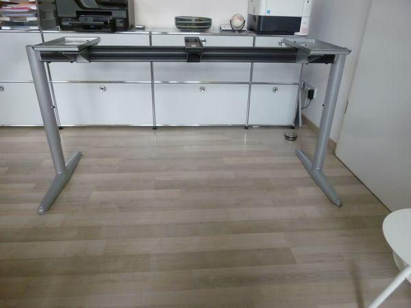 stabiles Schreibtischgestell höhenverstellbar