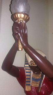 Ägypterin Lampe