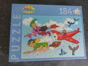 Bibi Blocksberg Puzzle - 184 Teile