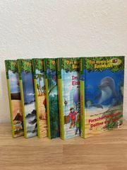 Das magische Baumhaus 6 Bände