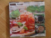 Pizzastein 35 5cm mit Blechauflage
