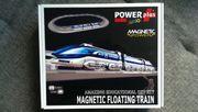 Modellbahn-Bausatz Transrapid Magnet-Schwebebahn NEU OVP