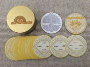 SUN-Cards Sonnen-Karten in 4 Sprachen