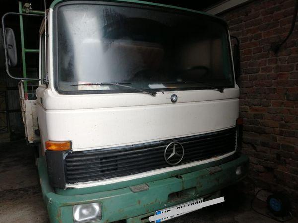 LKW von Mercedes Benz