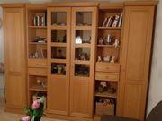 wohnzimmerschrank und sideboard massiv buche
