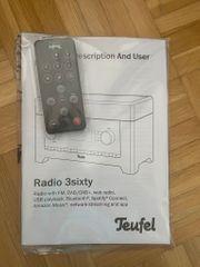 ungebrauchtes Digital Radio 3Sixty von