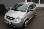 Opel Meriva 1 6 Benzin