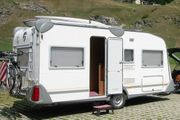 Wohnwagen Klaus Südwind 450 TF