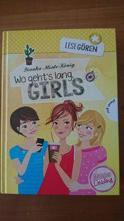 Buch - Wo geht s lang Girls
