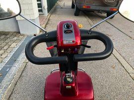 Medizinische Hilfsmittel, Rollstühle - PROFLEX Elektromobil VR 600 6