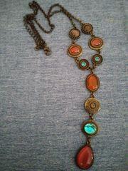 Schmuck wunderschöne Halskette aus Frankreichurlaub