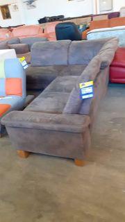 Sofa L-Form 190x260 gepflegt - HH17062
