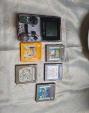 Gameboy Color mit 5 Spielen