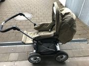 Kinderwagen Emmaljunga Quadrolift