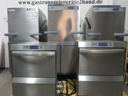 Winterhalter Spülmaschinen 2xPT-M M-2XUC 1xGS502