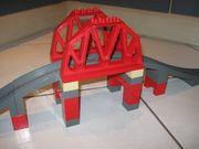 Lego Duplo Eisenbahn-Brücke 3774