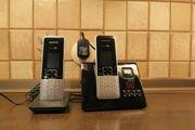 Sinus A503i ISDN schnurlos Telefon