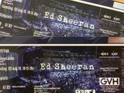 Ed Sheeran 2x Tickets Hannover