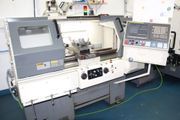 CNC Drehmaschine Zyklen CKE6130 Fanuc