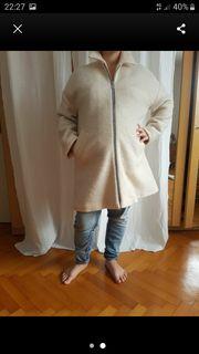 Umstandsmantel Wolle