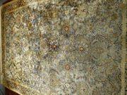 Orientteppich Kaschmir alt 283x183 T054