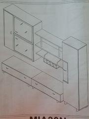 ACHTUNG EILIG Wohnzimmer-Möbel