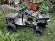 Traktor Trecker Benzin Spaß für